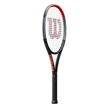 Amazon.com: Wilson Clash 98 - Raqueta de tenis con cuerdas ...