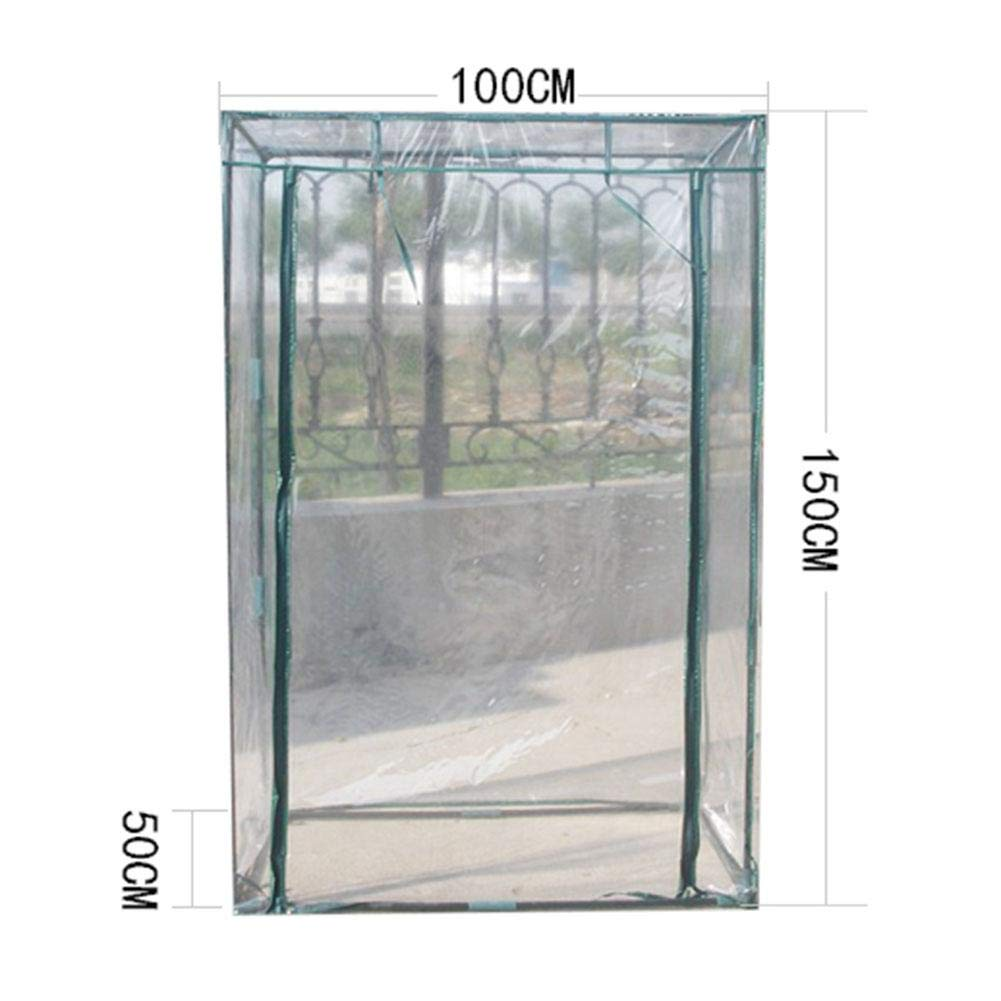 Greenhouse PVC Plant Cover Tomato Garden Tent onecomma Greenhouse cover Small Portable Gardening Plant Cover,provide enough space for the plant perfect ventilation remarkable