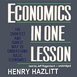 Economics in One Lesson  | Henry Hazlitt