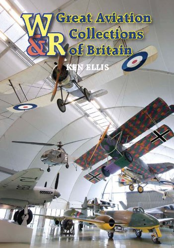 Great Aviation Collections of Britain: The UK's National Treasures and Where to Find Them ebook
