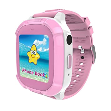 heresell Smartwatch- Anti-Perdue GPS Tracker Smart Watch ...