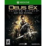 Deus Ex Mankind Divided - Xbox One Standard Edition