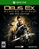 Deus Ex Mankind Divided - Xbox One Standard Edition