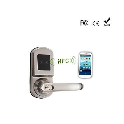 cerraduras electrónicas inteligentes sensores electrónicos digitales de bloquear los cierres de hoteles cerraduras cerraduras de oficinas