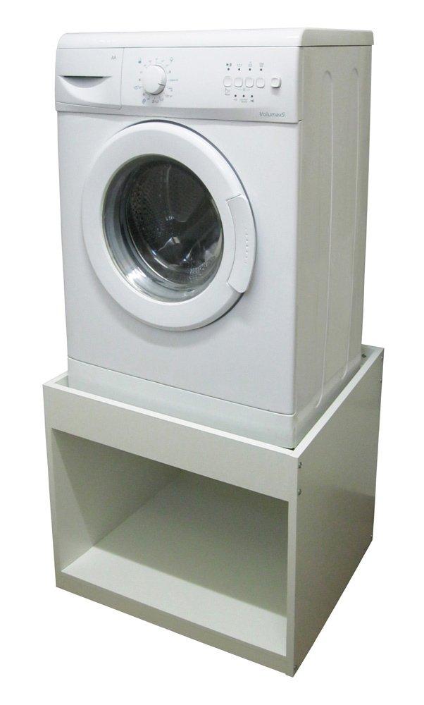 Atemberaubend Unterbausockel universal für Waschmaschine und Trockner 52cm hoch @LL_51