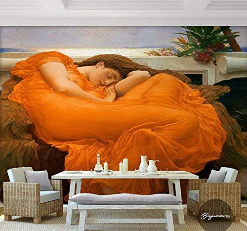 Fotomurales Murales De Pared En 3D Llameante Junio Papel ...