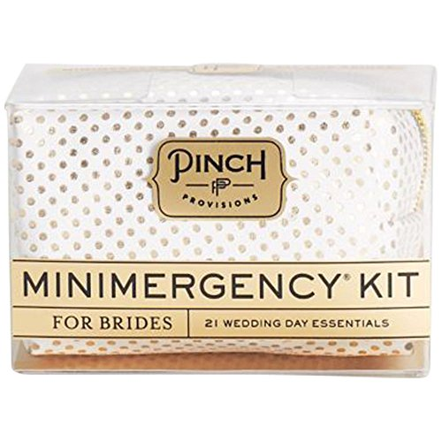 Minimergency Kit for Brides Style MBR1WD, White -