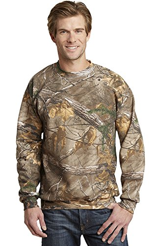 Russell Outdoors Realtree Xtra Crewneck Sweatshirt (XL - Extra Large)