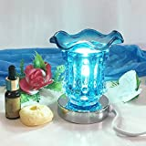 Scent Oil Warmer Nigt Pearl Style Touch