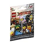 LEGO- Bustine Minifigure The Ninjago Movie, 71019  LEGO