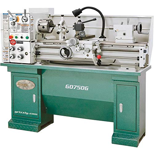 Grizzly G0750G 12 by 36-Inch Gunsmithing - Gunsmith Lathe