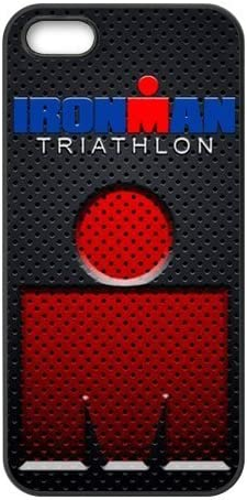 Peint à la main Ironman Triathlon PC Coque arrière rigide pour ...