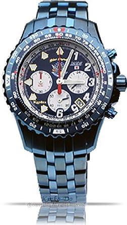 b57f8a1856 Amazon   [ケンテックス] KENTEX ブルーインパルス・チタンナビゲーション S683M-07   国内メーカー   腕時計 通販