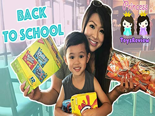 Clip: Back to School Shopping for Kid's First Day of School!