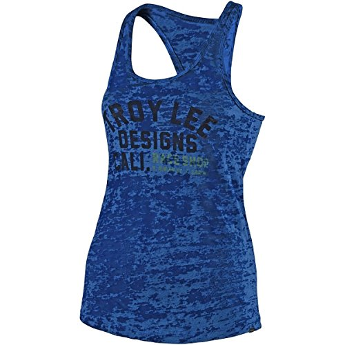 Price comparison product image Troy Lee Designs Women's Podium Tank (SMALL) (ROYAL)