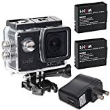 SJCAM Action Camera SJ4000 WiFi Wireless Chipset Novatek 96655 4x Digital Zoom Full HD 1080P Sport Waterproof 30m Extra 2 BatterieS Review