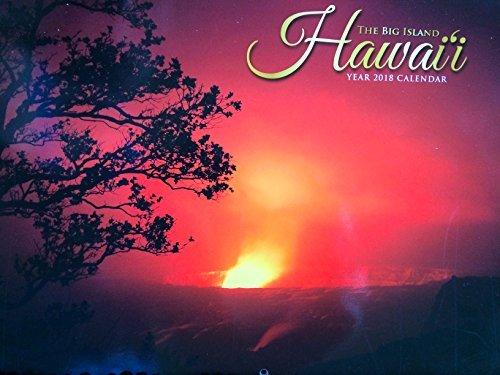 Long's Hawaii 2018 Hawaiian Twelve Month Calendar (The Big Island)