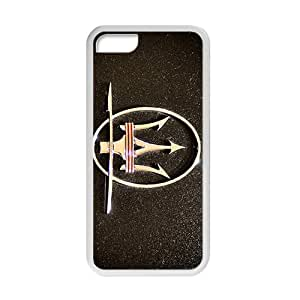 TYHde maserati logo ronda broatch Phone case for iPhone 5c ending