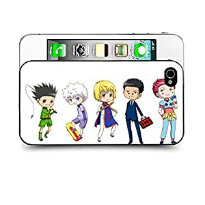 The most popular Hunter X Hunter Gon Freecss & Killua Zoldyck & Kurapika Protective Snap-on Hard Back Case Cover for Apple iPhone 5s