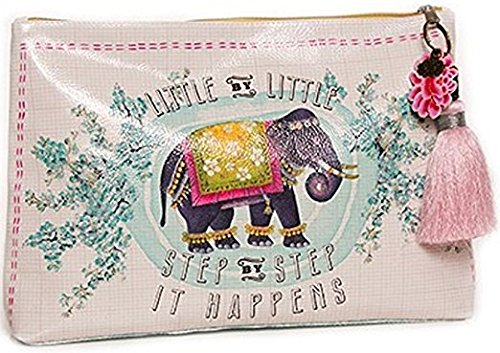 papaya-art-little-elephant-bohemian-vegan-pink-travel-pouch-cosmetic-make-up-bag