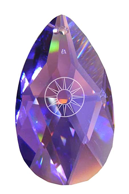 dd8c5d7b3 Image Unavailable. Image not available for. Colour: Swarovski Hanging  Crystal Suncatcher/Rainbow Maker ...