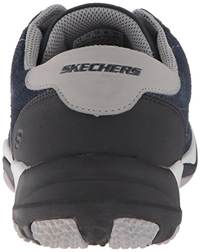 Skechers Larson-Nerick, Zapatillas Para Hombre Navy / grey