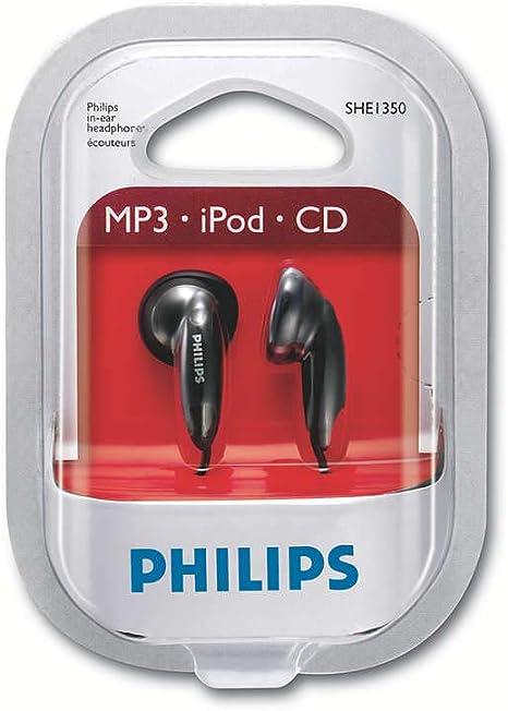 Philips She1350 00 In Ear Kopfhörer Schwarz 2018 Elektronik