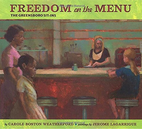 Download Freedom on the Menu: the Greensboro Sit-Ins ebook