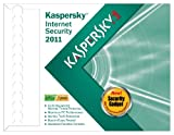 Kaspersky Lab Internet Security 2011 3 user- Frustration Free Packaging [Old Version]