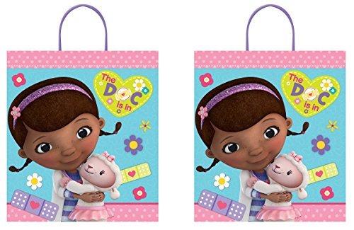 Doc McStuffins Trick or Treat Bags (2 pack) ()