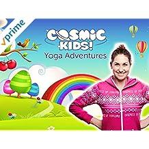 Cosmic Kids Yoga Adventures