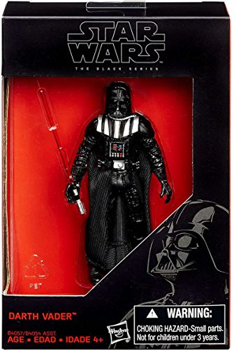 "Star Wars, The Black Series 2015, 3.75"" Darth Vader Exclusive Action Figure"