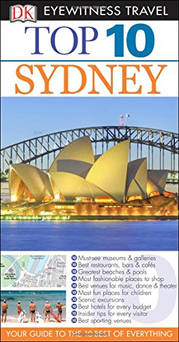 Top 10 Sydney (Eyewitness Top 10 Travel Guide) (Top Ten Carols)