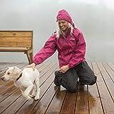 Frogg Toggs All Purpose Rain Suit, Women's, Black