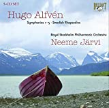 Hugo Alfven: Symphonies Nos. 1-5; Swedish Rhapsodies [Box Set]