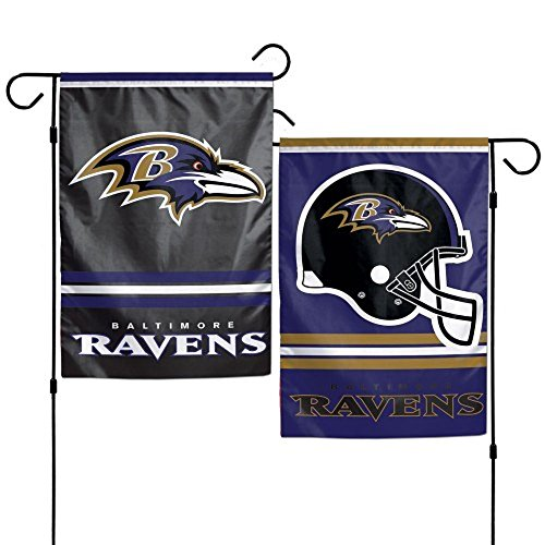 Baltimore Ravens Garden Flag - 11