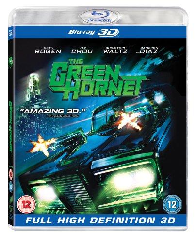 The Green Hornet 3D (Blu-ray) (2011)