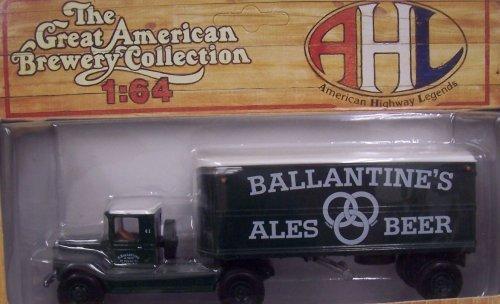 minoristas en línea Hartoy 51107 Ballantine's Ballantine's Ballantine's Semi Truck 1 64 by American Highway Legends  comprar marca