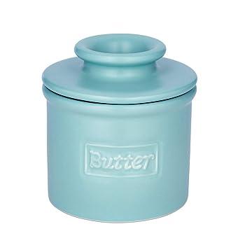 Butter Bell Original French Ceramic Café Matte Butter Keeper