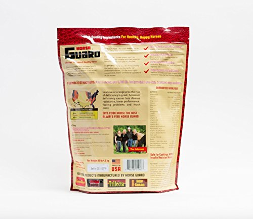 Picture of Horse Guard Equine Vitamin Mineral Supplement, 10lb
