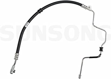 WMPHE Compatible with Power Steering Pressure Hose Assembly Honda Pilot V6 3.5L 2005-2008 Replace OE # 53713S9VA01 M14 x 1.5 Connector Screw