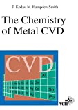 img - for The Chemistry of Metal CVD book / textbook / text book
