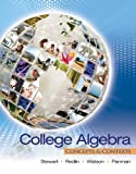 Bundle: College Algebra: Concepts and Contexts + Enhanced WebAssign Homework with EBook Access Card for One Term Math and Science : College Algebra: Concepts and Contexts + Enhanced WebAssign Homework with EBook Access Card for One Term Math and Science, Stewart, James and Redlin, Lothar, 1424089204