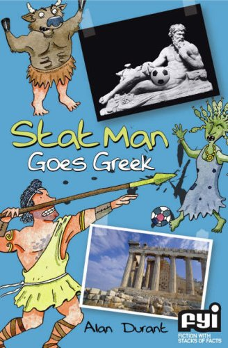 Download Stat Man Goes Greek (FYI: Fiction with Stacks of Facts S.) pdf epub