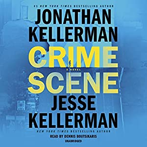 Crime Scene Hörbuch