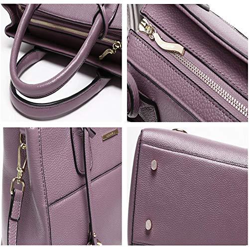 34 Zhwei Élégant 16 Paquet Bag Carré Sac Main Petit 23cm Femme Mme La Rv2436 À Bandoulière Pu Messenger Mode Purple Décontracté OqOwrTU