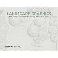 Landscape Graphics: Plan, Section, and Perspective Drawing of Landscape Spaces