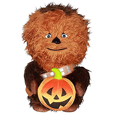 Star Wars Chewbacca Plush Halloween Porch Greeter (Plush Porch Greeter)