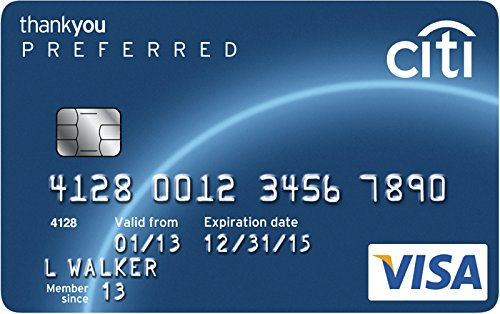 Amazon.com: Citi ThankYou® Preferred Card: Credit Card Offers