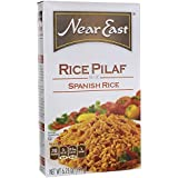 Near East Spanish Rice Mix, 6.75-ounce Boxes (Case of 12)